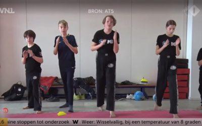 Zelfverdediging in strijd tegen straatroven IJburg: 'We leren kinderen grenzen aan te geven